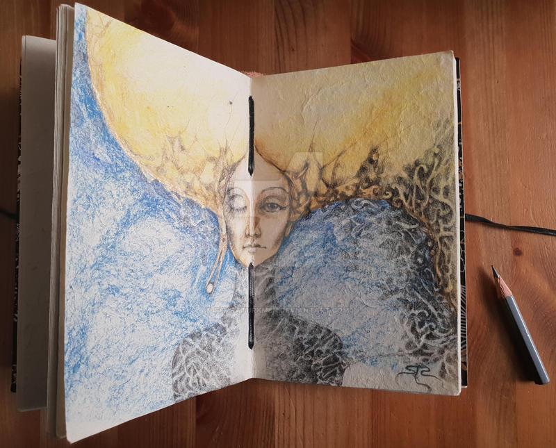 Untitled drawing by semraturkmen