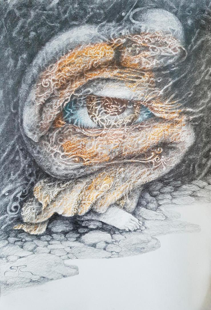 The Evil Eye by semraturkmen