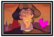 Judge Claude Frollo Support Stamp by IloveHersheysSoMuch