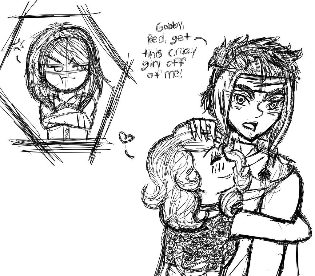 Kuro's Biggest Fan by Gabby413