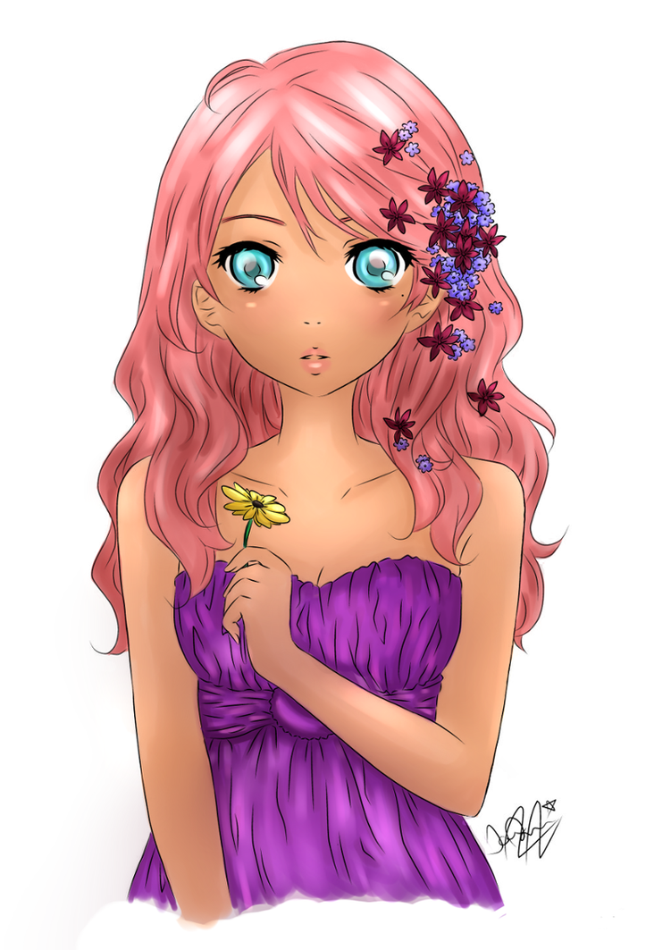 Color Practice by Gabby413