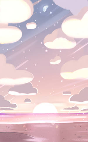 Steven Universe Background by Gabby413