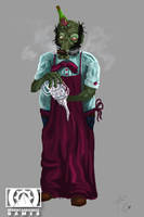 zombie barkeeper by verdilaksBreeding