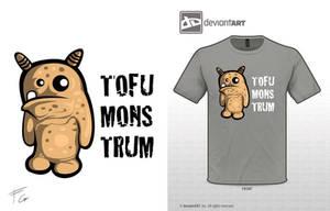 cute monster: tofumonstrum by verdilaksBreeding