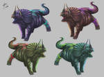 Triceratops Varies