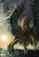 the kraken demon by verdilaksBreeding