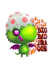 Bigbaddragon Web by verdilaksBreeding