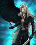 Sephiroth -one winged angel-