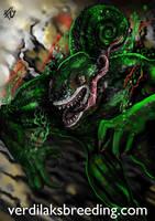 mr. chameleon by verdilaksBreeding