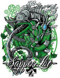 Sapper chameleon gears