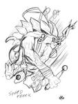 Speedfreek Stegosaur