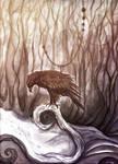 sorrow eagle