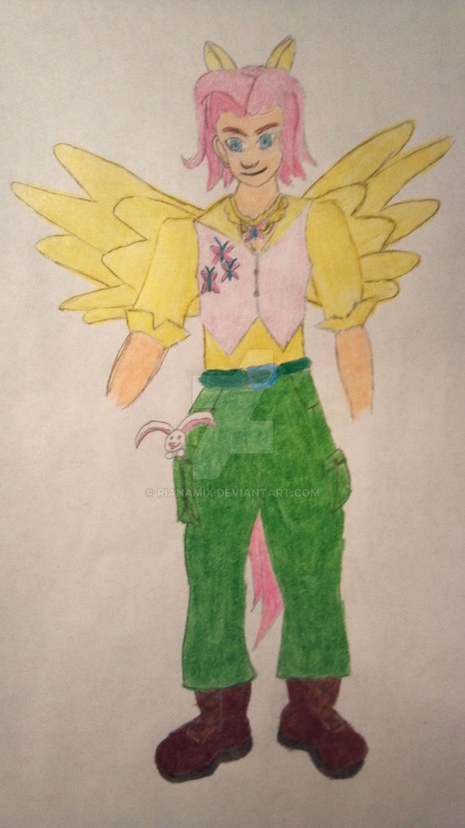 Male Fluttershy Costume Final by Rianamix ... & Male Fluttershy Costume Final by Rianamix on DeviantArt