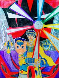 Unleash the Power Flash Sentry by Emperor-Yu-Gi-Oh