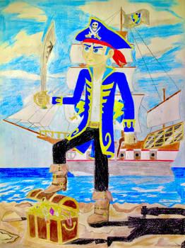 Captain Flash Sentry (sails update)