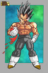 Prince Vegeta The Ultimate Life Form
