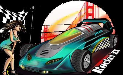 Rocket ZX plus model