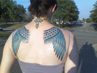 wings by sakraaria