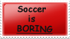 Soccer Stamp by CaveLupa