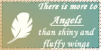 Angels stamp by CaveLupa