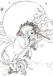 Unicorn Rearing