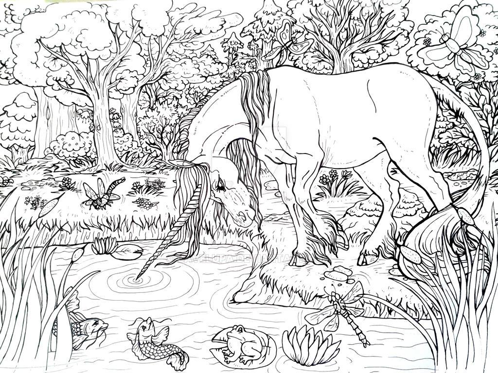 Unicorn Pond
