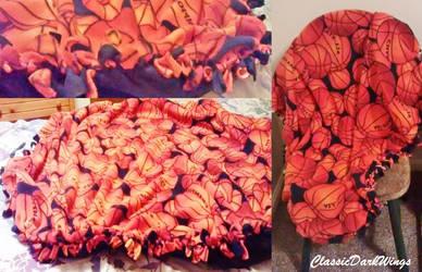 Tie Blanket by ClassicDarkWings