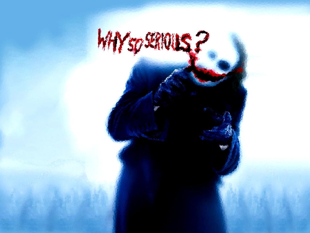 why so serious? by amnaroth on DeviantArt