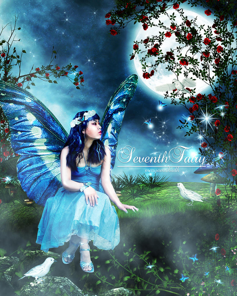 Butterfly Fairy By SeventhFairy On DeviantArt