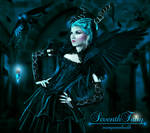 Queen of Ravens by SeventhFairy