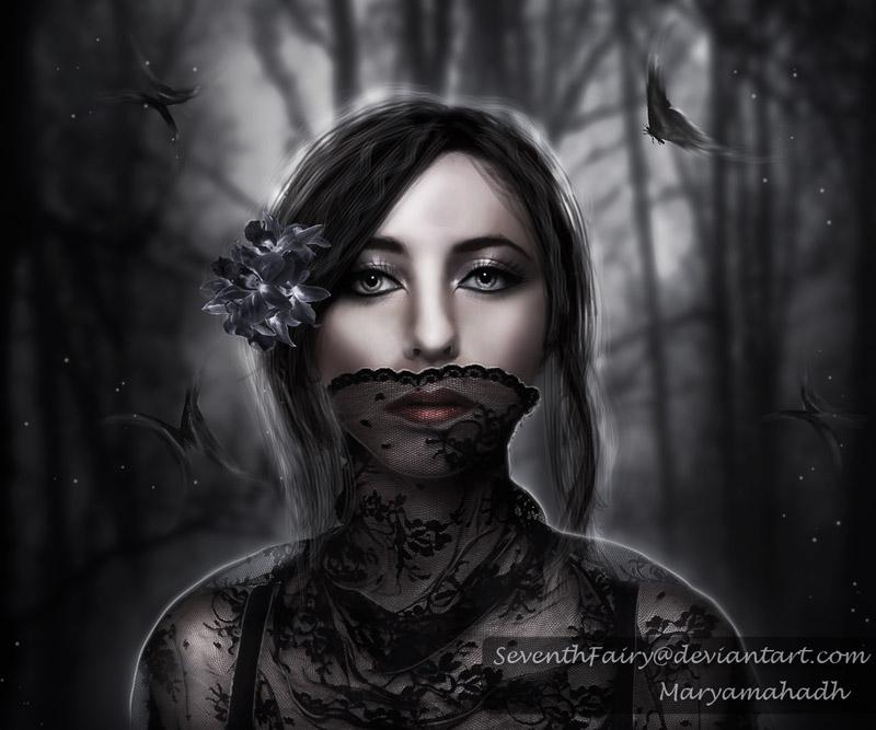 Deep Silence by SeventhFairy