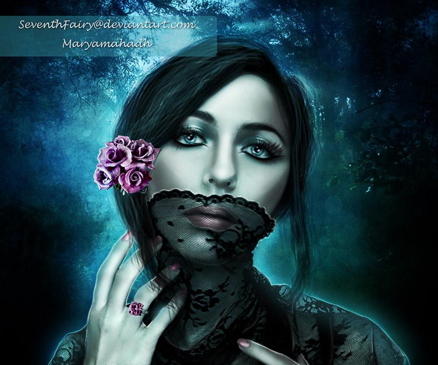 Deep Silence - 2 by SeventhFairy