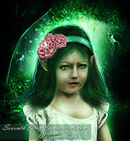 Little Miss Elf by SeventhFairy