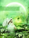 Angel Of Lotus Pond