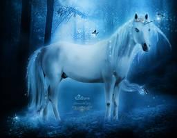 Unicorn by SeventhFairy