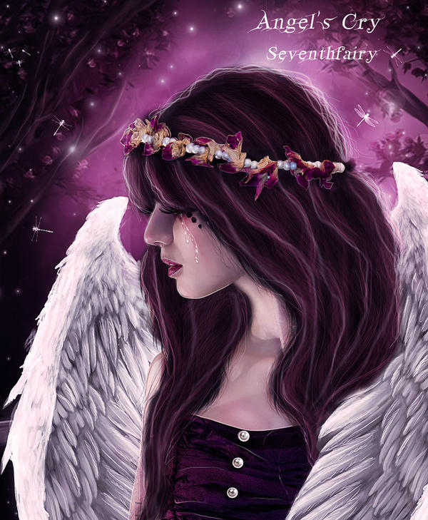 Angel's Cry by SeventhFairy