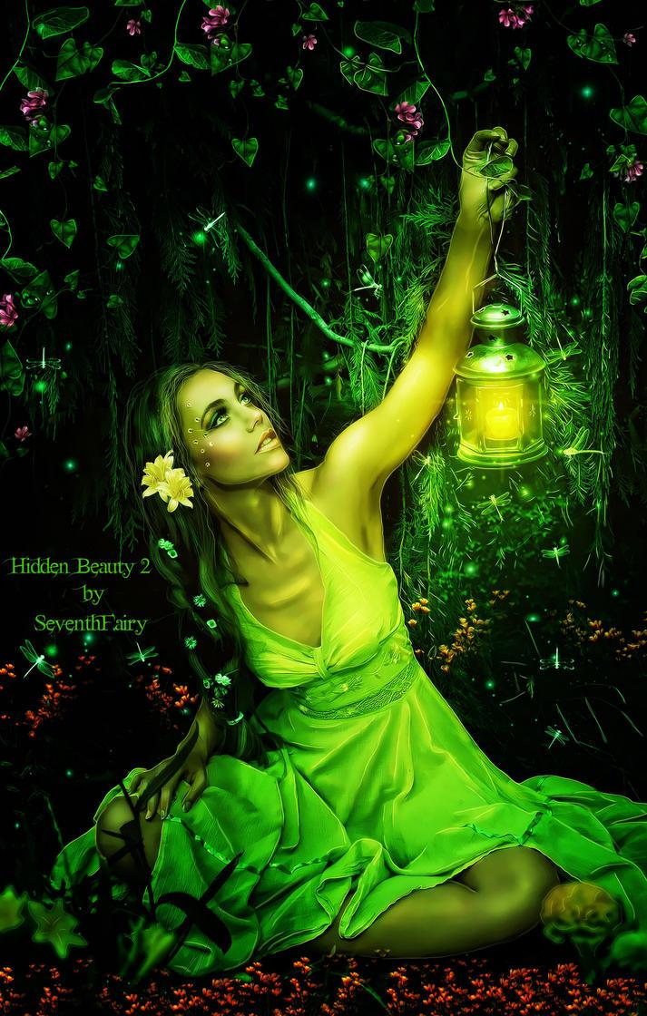 Hidden Beauty 2 by SeventhFairy