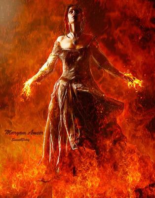 Fierce by SeventhFairy