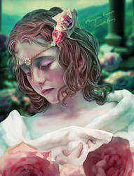 Princess by SeventhFairy