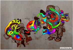 Heart of Madness by KuKu-DeSyN