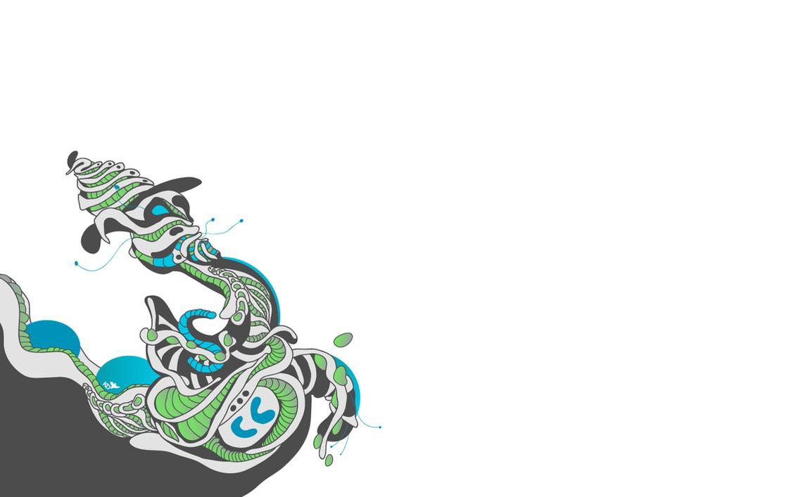 S Wallpaper by KuKu-DeSyN