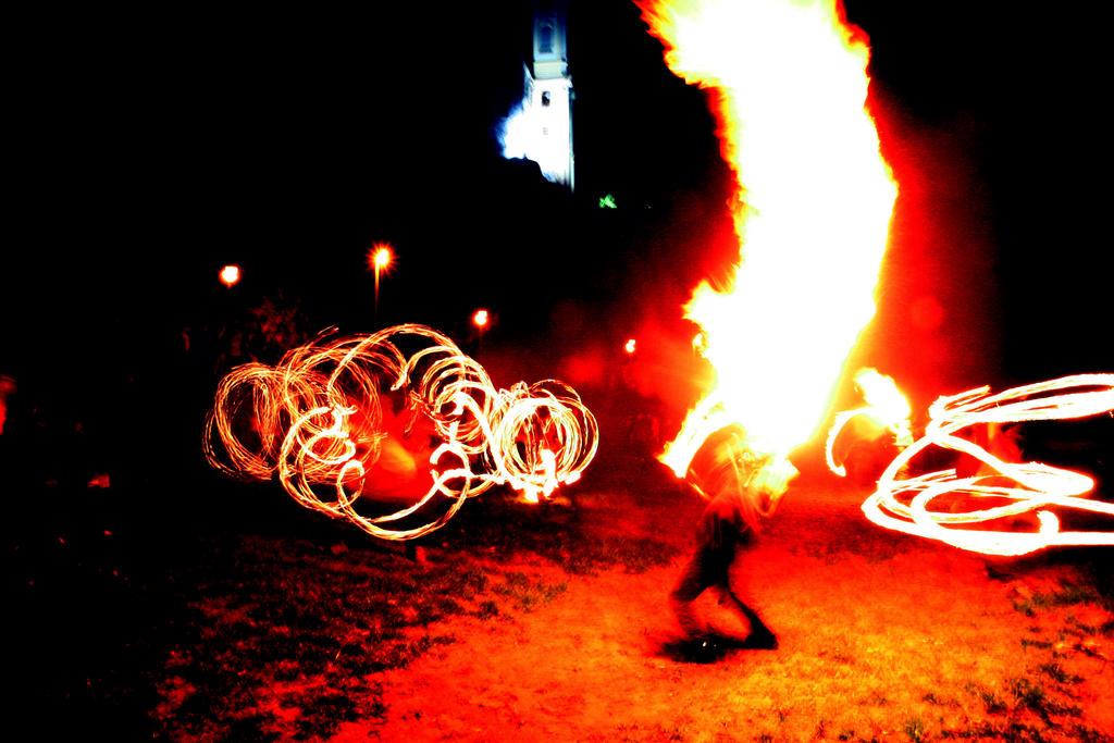 Espiritu del fuego by kafik