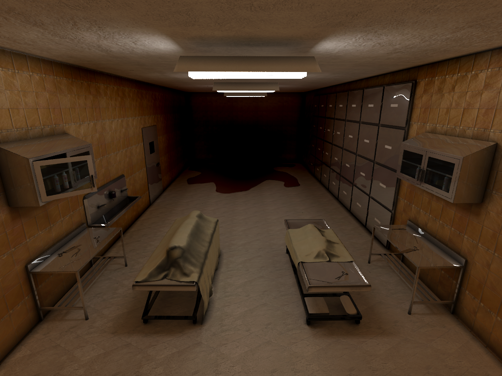 The things Tim sees at work Mortuary___School__s_Project_by_xerostan