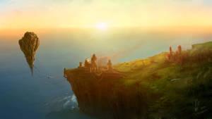 Steampunk Kingdom (COMMISSION)