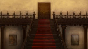 Castles Staircase (COMMISSION)