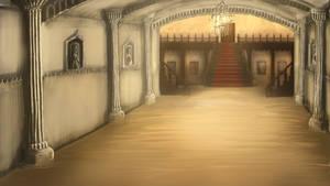 Hallway (COMMISSION)