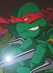 TMNT-Raphael