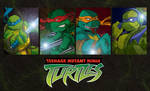 TMNT-Four Brothers