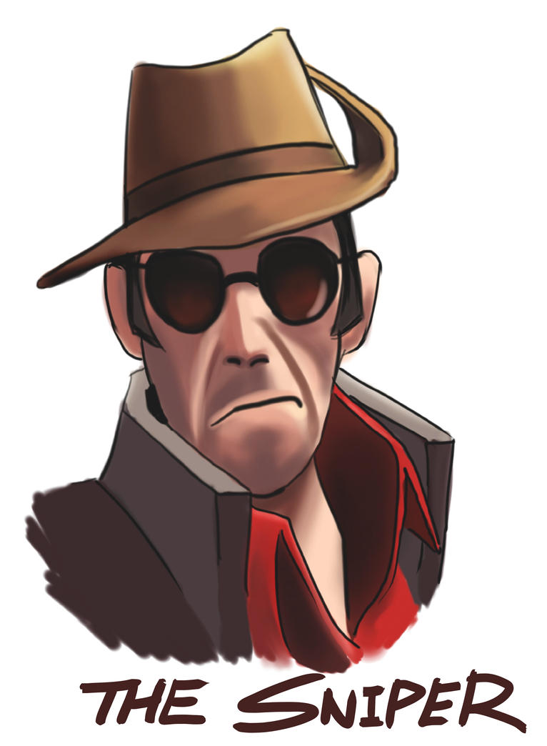 The Sniper 3.ctg Team_fortress_2__the_sniper_by_onosaka_yuha-d47vyne