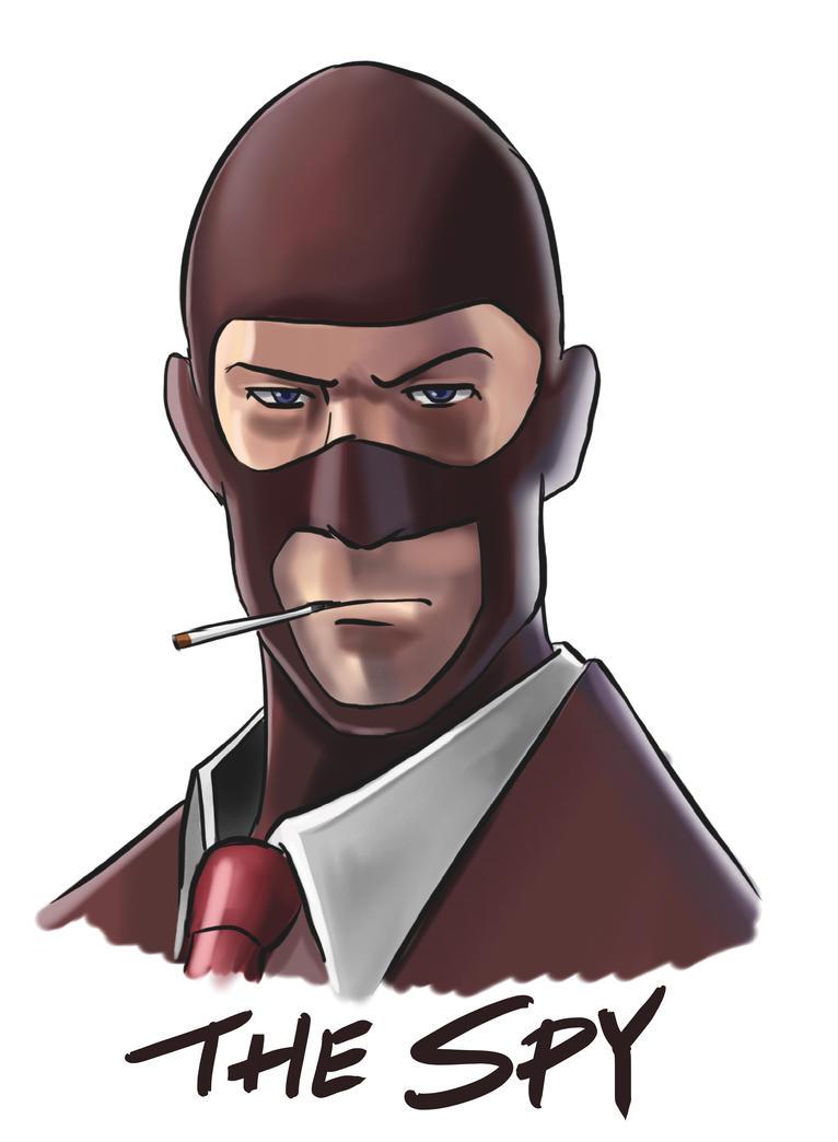 fortress team spy yuha onosaka deviantart drawings mark tf2 meet random